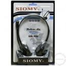 Slušalice sa mikrofonom SIOMY SM900, potenciometar