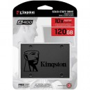 SSD 120GB KINGSTON A400, SA400S37/120G, SATA III, 500/320 MB/s