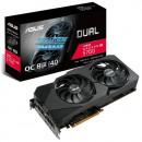 VGA ASUS AMD Radeon RX 5700, DUAL-RX5700-O8G-EVO, 8GB DDR6, 256-bit