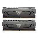 16GB (2 x 8GB) DDR4/3200 PATRIOT Viper Steel Series Dual Channel PVS416G320C6K