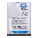 "HDD 750 GB WESTERN DIGITAL Blue, WD7500BPVX, 2.5"", 5400 rpm, 8MB, 9.5 mm, SATA 3"