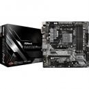 MB ASROCK B450M PRO4, AMD B450, 4 x DDR4, AM4