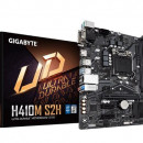 MB GIGABYTE H410M S2H, Intel H410, DDR4, VGA, DVI, HDMI, M.2, LGA 1200