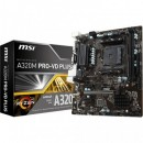 MB MSI A320M PRO-VD/S, AMD A320, 2 x DIMM, AM4