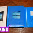 MICROSOFT Windows 10 Home, 32/64-bit, retail (FPP), Eng Intl non-EU/EFTA USB RS, KW9-00477