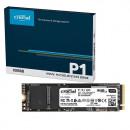 SSD 1TB CRUCIAL P1 CT1000P1SSD8, PCIe Gen3x4, NVMe, 2000/1700 MB/s
