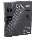 SSD 500GB Western Digital Black, WDS500G3X0C, PCIe Gen3 x4, NVMe, M.2 2280, 3430/2600 MB/s