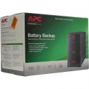 UPS APC BX1400U-GR, Back UPS, 1400VA/700W, Schuko Sockets, black