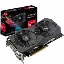 VGA ASUS AMD Radeon RX 570, ROG-STRIX-RX570-O4G-GAMING, 4GB DDR5, 256-bit
