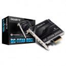 Gigabyte Thunderbolt kartica GC-TITAN RIDGE (rev. 2.0), PCI-E 3.0x4,Thunderbolt 3 40Gb/s, DP, 2x mini DP in