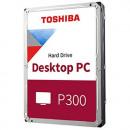 HDD 4TB TOSHIBA HDWD240UZSVA, P300 series, 64MB, 5400 rpm, SATA 3