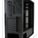 Kućište LC-POWER Gaming 994B-ON Vitreous, USB3.0, RGB