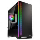 Kućište Zalman S5 Black, RGB FAN 120mm, bez napajanja