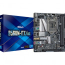MB ASRock B560M-ITX/ac, Mini-ITX, Wifi, BT 4.2, Intel B560, s.1200