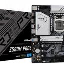 MB ASROCK Z590M Pro4, Intel® Z590, 4 x DDR4, s.1200