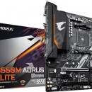 MB GIGABYTE B550M AORUS ELITE, AMD B550, 4XDIMM, AM4