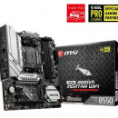 MB MSI MAG B550M MORTAR WIFI, AM4, AMD B550, 4 x DIMM