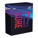 CPU INTEL Core i7-9700K, 8-Core, 3.6GHz (4.9GHz), 12MB, 95W, LGA 1151, BOX