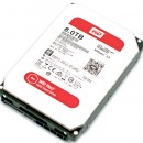 HDD 8TB WESTERN DIGITAL Red, WD80EFZX, NAS, 64MB, SATA 3