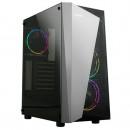 Kućište Zalman S4 Plus, 3 X RGB FAN , bez napajanja