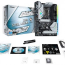 MB ASROCK Z590 Steel Legend, Intel® Z590, 4 x DDR4, s.1200