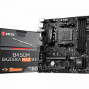 MB MSI B450M BAZOOKA MAX WIFI, AM4, AMD B450, 4 x DIMM