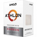 CPU AMD Athlon 200GE with Radeon™ Vega 3 Graphics, 3.2 GHz, 35W, AM4