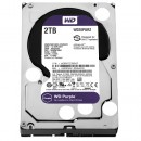 HDD 2 TB WESTERN DIGITAL Purple, WD20PURZ, 64MB, 5400rpm,za video nadzor, SATA 3