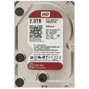 HDD 2TB WESTERN DIGITAL Red, WD20EFRX, NAS, 64MB, SATA 3