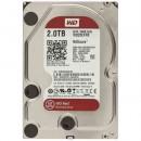 HDD 2TB WESTERN DIGITAL Red, WD20EFRX, NAS, 64MB, SATA 3