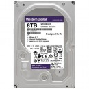 HDD 8TB WESTERN DIGITAL Purple, WD82PURZ, 256MB, 5400rpm,za video nadzor, SATA 3