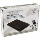 "HDD rack LC POWER LC-PRO-25BUB, 2.5"", SATA, USB 2.0, Black"