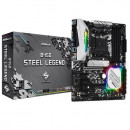MB ASROCK B450 STEEL LEGEND AMD B450, 4 x DDR4, AM4