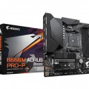 MB GIGABYTE B550M AORUS PRO-P, AMD B550, 4XDIMM, AM4