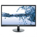 "Monitor 23.6"" AOC M2470SWDA2, MVA WLED, 5ms, 16:9, Full HD, D-SUB, DVI, Zvucnici"