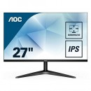 "Monitor 27"" AOC 27B1H, IPS, LED, 16:9, FHD, D-SUB, HDMI, frameless design"