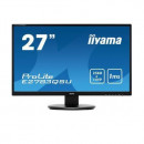 "Monitor 27"" IIYAMA E2783QSU-B1, QHD (2560x1440), 1ms, FreeSync, 350cd/m², DP, HDMI, DVI, Speakers, USB-HUB(2x3.0)"