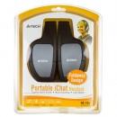 Slušalice sa mikrofonom A4 TECH HS-105, dužina kabla 2m