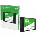 SSD 240 GB Western Digital Green WDS240G1G0A, SATA III 6 Gb/s, read up to 540 MB/s