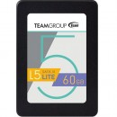SSD 60GB Team Group 5 Lite Series T2535T060G0C101, 2.5″, 7mm, SATA 3, 500 MB/s