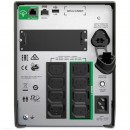 UPS APC SMT1000IC, SMART 1000VA, SmartConnect, black