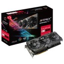 VGA ASUS ROG-STRIX-RX580-T8G-GAMING, 8GB DDR5, 256-bit, AMD RX-580