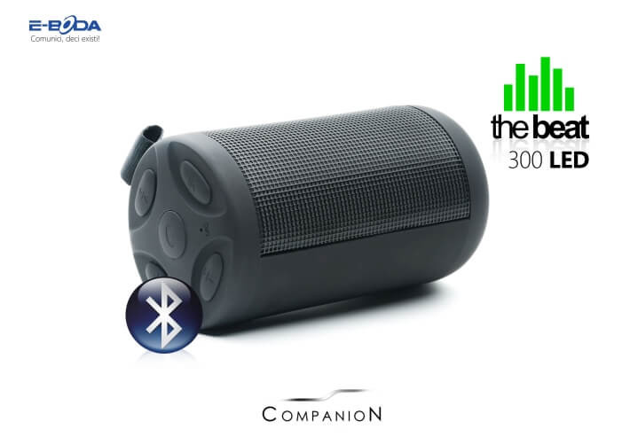 Boxa Bluetooth THE BEAT 300 LED
