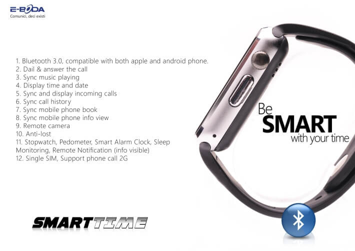 smartwatch smart time 310