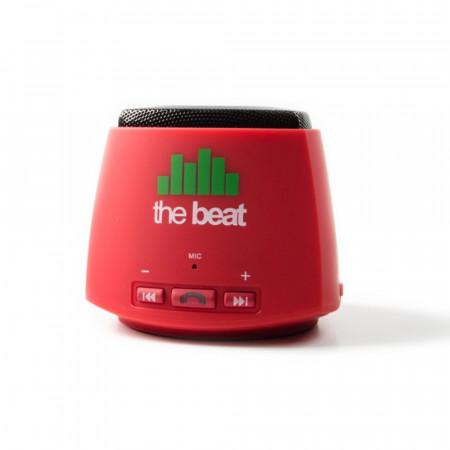Produs Resigilat - Boxa Bluetooth THE BEAT 100 rosie