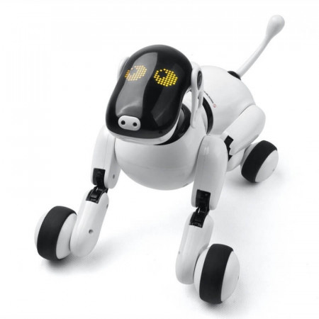 Produs resigilat - Robot Catel Interactiv Smart Dog Puppy Go, control vocal