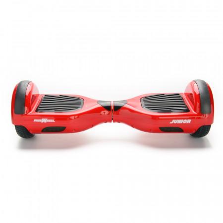 Scooter electric (hoverboard) Freewheel Junior - Rosu - produs resigilat