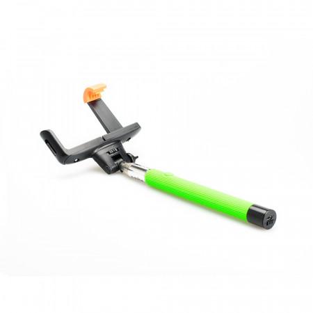 Selfie stick E-Boda cu Bluetooth CML 500 verde - produs resigilat