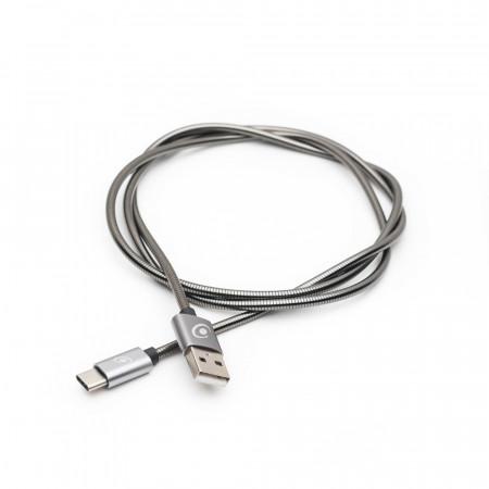 Cablu USB Tip C E-Boda USBTC 100 - negru