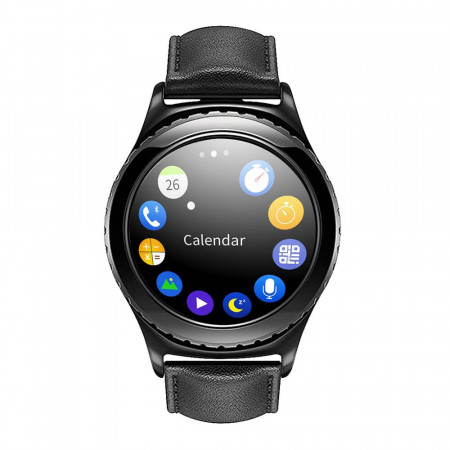 Ceas Smartwatch E-Boda Smart Time 400 HR - OSG APP Anti-Pierdere Negru - Produs Resigilat